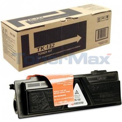 KYOCERA MITA FS-1300D 1350DN TONER KIT BLACK